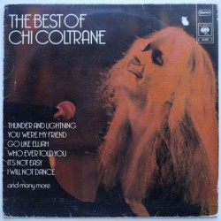 Chi Coltrane - The Best Of...