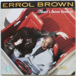 Errol Brown - That's How...