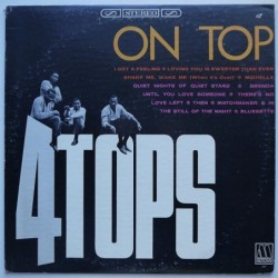 Four Tops - On Top