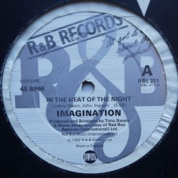Imagination - In The Heat...