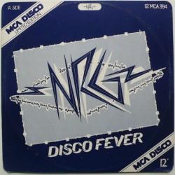 "N.R.G. - Disco Fever (12"")"