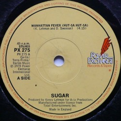 Sugar - Manhattan Fever...